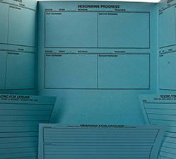 Progress Folder
